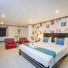 Patong Swiss Hotel Beach Front комната для гостей фото 15