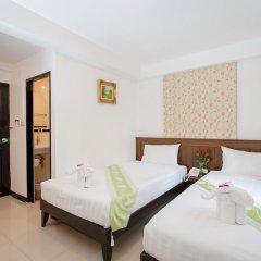 Patong Swiss Hotel Beach Front комната для гостей фото 14