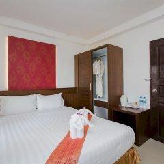 Patong Swiss Hotel Beach Front комната для гостей фото 17