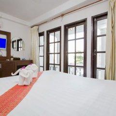 Patong Swiss Hotel Beach Front комната для гостей фото 19