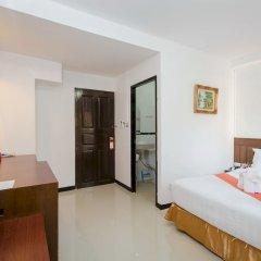 Patong Swiss Hotel Beach Front комната для гостей фото 18