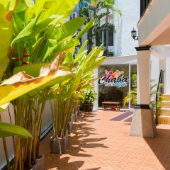 Patong Swiss Hotel Beach Front двор