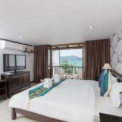 Patong Swiss Hotel Beach Front комната для гостей фото 2