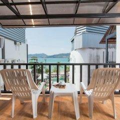 Patong Swiss Hotel Beach Front балкон фото 2