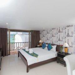 Patong Swiss Hotel Beach Front комната для гостей фото 3