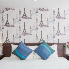 Patong Swiss Hotel Beach Front комната для гостей фото 4