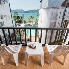 Patong Swiss Hotel Beach Front балкон