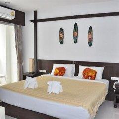 ?Baya Phuket Hotel 3* Номер Делюкс с различными типами кроватей фото 2