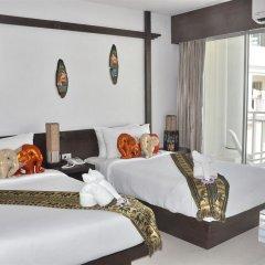 ?Baya Phuket Hotel 3* Улучшенный номер с различными типами кроватей фото 2