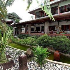 Отель Friendship Beach Resort & Atmanjai Wellness Centre собственный двор фото 2