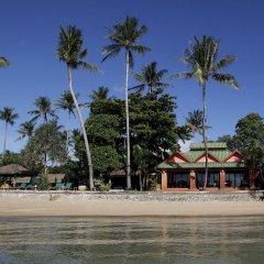 Отель Friendship Beach Resort & Atmanjai Wellness Centre пляж