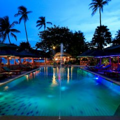 Отель Friendship Beach Resort & Atmanjai Wellness Centre открытый бассейн фото 2