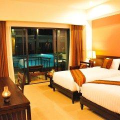 Отель Navatara Phuket Resort 4* Номер Делюкс с различными типами кроватей фото 4