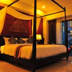 Отель Navatara Phuket Resort 4* Номер Делюкс с различными типами кроватей