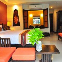 Отель Navatara Phuket Resort 4* Номер Делюкс с различными типами кроватей фото 3