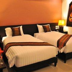 Отель Navatara Phuket Resort 4* Номер Делюкс с различными типами кроватей фото 2