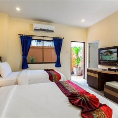 Отель Naina Resort & Spa 4* Стандартный номер разные типы кроватей