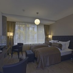 Hotel Vier Jahreszeiten Berlin City 4* Улучшенный номер с различными типами кроватей фото 2