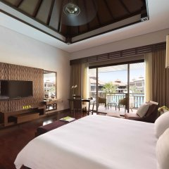 Отель Anantara The Palm Dubai Resort комната для гостей фото 3