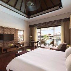 Отель Anantara The Palm Dubai Resort 5* Улучшенный номер с различными типами кроватей