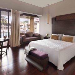 Отель Anantara The Palm Dubai Resort 5* Номер Делюкс с различными типами кроватей фото 4