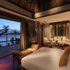 Отель Anantara The Palm Dubai Resort комната для гостей фото 9