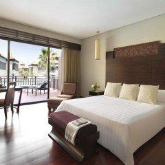 Отель Anantara The Palm Dubai Resort 5* Улучшенный номер с различными типами кроватей фото 2