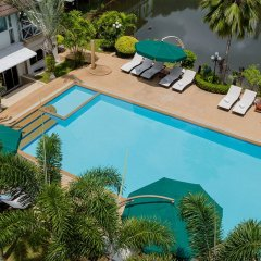 The Serenity Golf Hotel открытый бассейн фото 3