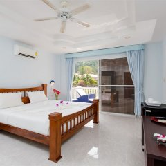 The Serenity Golf Hotel комната для гостей фото 11