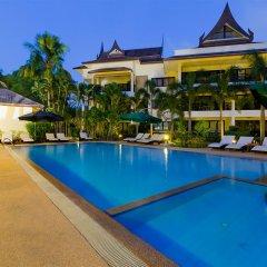The Serenity Golf Hotel открытый бассейн фото 8