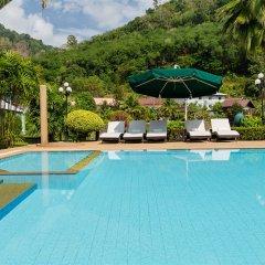 The Serenity Golf Hotel открытый бассейн фото 6