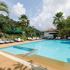 The Serenity Golf Hotel открытый бассейн