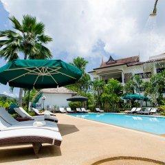 The Serenity Golf Hotel открытый бассейн фото 5
