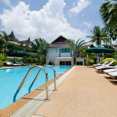 The Serenity Golf Hotel открытый бассейн фото 2