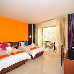 Отель Kata Blue Sea Resort 3* Люкс с разными типами кроватей фото 2
