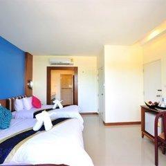 Отель Kata Blue Sea Resort 3* Стандартный номер с разными типами кроватей
