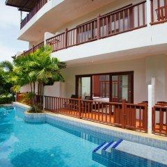 Отель Arinara Bangtao Beach Resort 4* Стандартный номер с разными типами кроватей фото 6