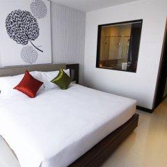Отель Aspira Prime Patong 3* Улучшенный номер разные типы кроватей фото 2
