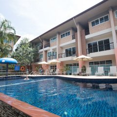 Отель Wonderful Pool house at Kata открытый бассейн фото 2