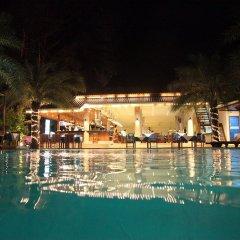 Отель Blue Garden Phuket бассейн