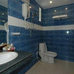 Отель Blue Garden Phuket ванная