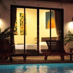 Отель Blue Garden Phuket бассейн фото 2