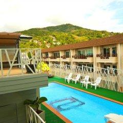 Отель PJ Patong Resortel бассейн фото 2