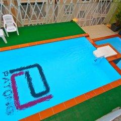 Отель PJ Patong Resortel бассейн фото 3