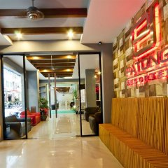 Отель PJ Patong Resortel интерьер отеля