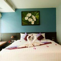 Отель PJ Patong Resortel комната для гостей фото 3