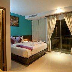 Отель PJ Patong Resortel комната для гостей фото 2