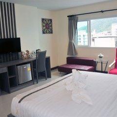 Отель The Cocoon Patong комната для гостей фото 4