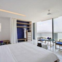 Отель COMO Point Yamu, Phuket Стандартный номер с различными типами кроватей фото 3