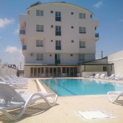 Sarp Hotel Денизяка бассейн фото 4
